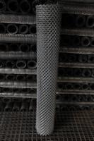 Сетка рабица: изготовление и применение