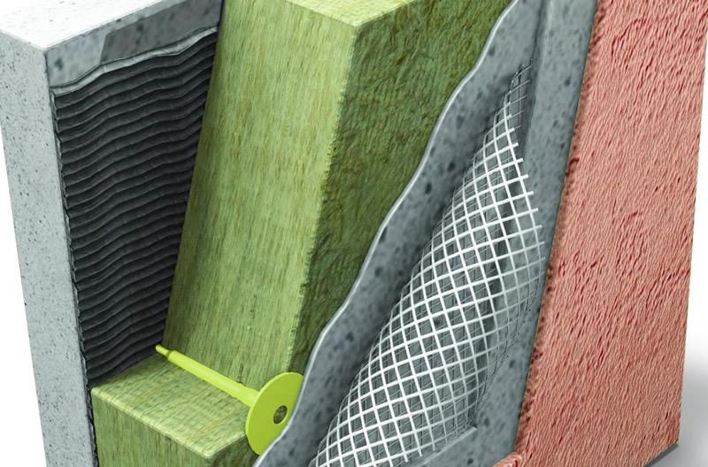 Как подобрать материал для утепления фасада? - domstroy.